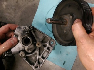 Steering Pump Shaft