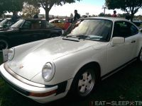 White 911 Turbo