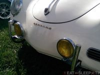 356 with Frenched Fog Lights