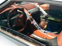 Carrera GT Interior