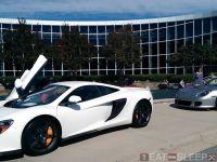 McLaren and Carrera GT