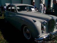 Classic Jag Sedan