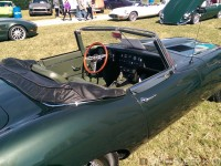 Green on Green E-Type