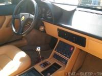 Ferrari gated shifter