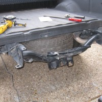 Titan Rear Bumper Repair