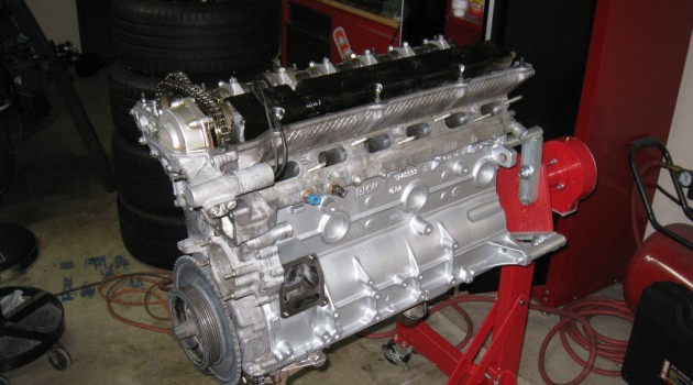 BMW S50 Race Engine Clean Up and Upgrades