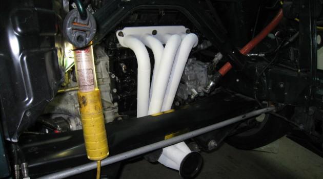 Swain Tech Ceramic Coated Headers (PPE Long-tube)