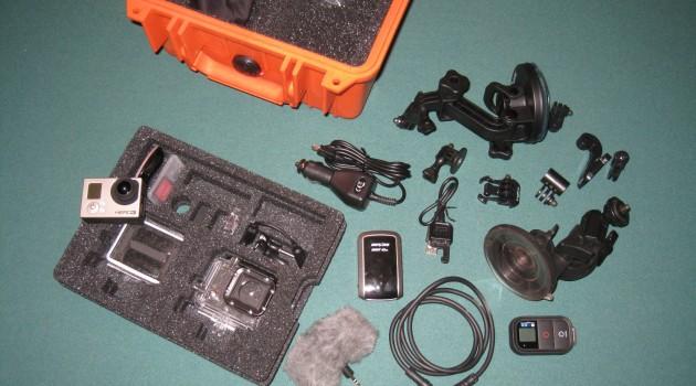 GoPro Camera Setup