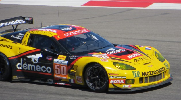 World Endurance Championship at COTA