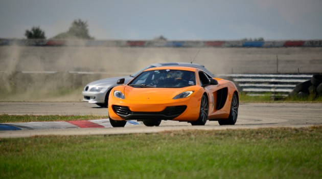 Track Day with Performance Driving School at Texas World Speedway