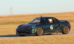 MR2 Spyder Track Photos from MSR Cresson