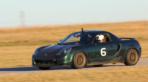 MR2 Spyder Track Photos from MSR Cresson