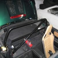 MR2 Spyder Rollbar by Illicit Motorsports