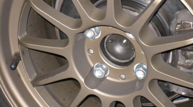 Wheel Studs….