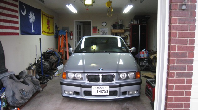 '98 M3 Sedan Overhaul Part I: Rear Suspension & More