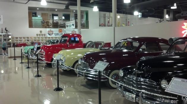 Dick's Classic Garage