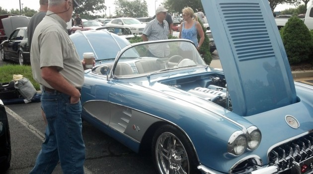 Cars and Coffee of the Upstate – June '14