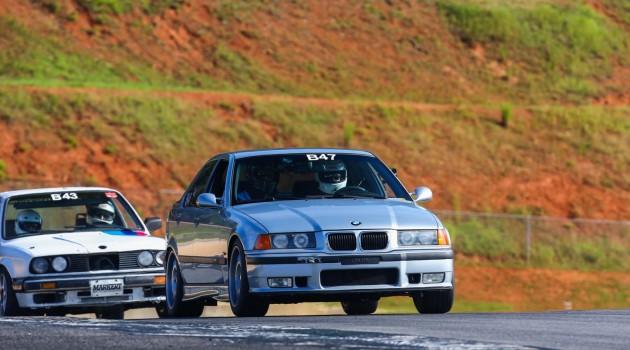 BMW CCA Fall '14 DE at Road Atlanta