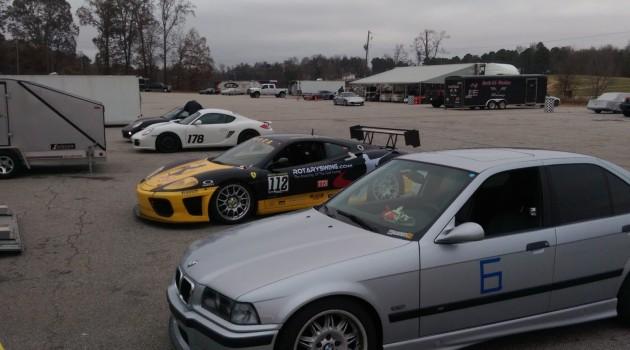 Chin Motorsports @ RDATL 30NOV14