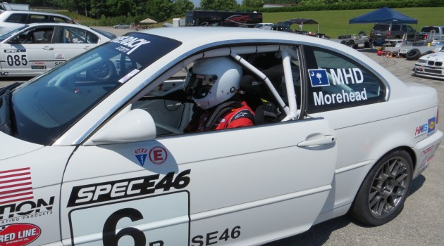 First SpecE46 Race: Barber Motorsports Park