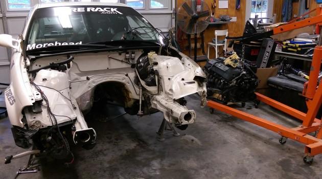 SpecE46 Wreck Repair